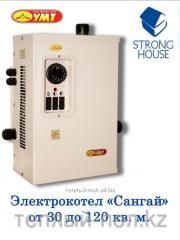 EVPM-3 electric boiler, UMT Sanggai