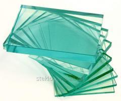 Sheet glass floa