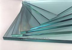 Sheet glass reflective