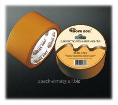 Bilateral adhesive tape of Almaty
