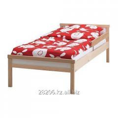 Каркас кровати с реечным дном Сниглар