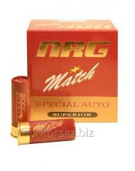 Cartridge for practical firing NRG Match 12/70