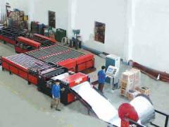 Автоматическая линия по производству прямоугольных