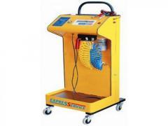 Установка для диагностики топливных систем...