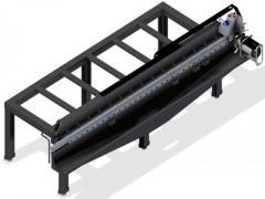 Listogibochny Stalex MFS 2020/1.5 machine