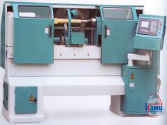 Токарный станок с ЧПУ мод. «MCK-1200 CNC» c 3D