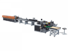 The machine for artificial aging of wood R 2-600,