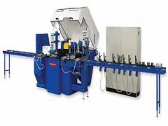 Чашкорезный станок Quadro-250-4 (HP 2000)