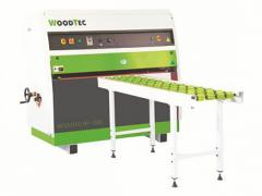 Пресс роликовый проходного типа WoodTec мод.