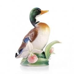Figure of a duck of Franz Collection Mallard