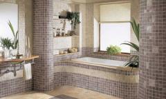 Керамическая плитка для ванных комнат и кухонь