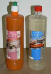 Жидкое моющее средство для мытья ванны