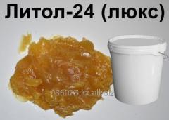 Multi-purpose grease Litol-24, GOST 21150-87.