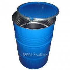 Greasing low-temperature Tsiatim-203, a barrel