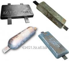 Zinc protector (anode)