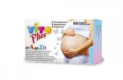 VITO PLUS the Vitamin and mineral complex from A