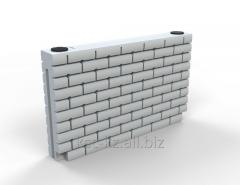 "Decorative capacity ""A brick wall"
