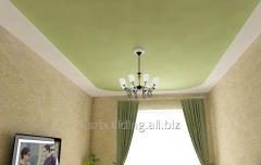 Цветной матовый потолк 25097383