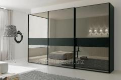 Glass compartment doors: production and