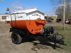 Оборудование дорожностроительное, рециклер асфальтобетона ем-3200