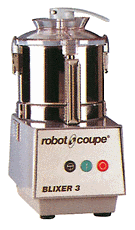 Blikser Robot Coupe 5 Plus
