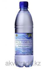 Питьевая вода Aquamira Классик , 0,5литра