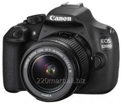 Canon EOS 1200D Kit Зеркальный фотоаппарат 35053