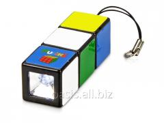 Мини-фонарик  Кубик Рубика
