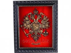 Панно  Российский герб