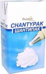 Puratos cream Shantipak of 1 l
