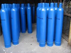 Баллоны кислородные 40 литров