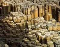 Basalt molding