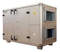 Агрегаты вентиляционно-вытяжные, промышленное