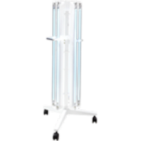 Bactericidal irradiator of OBPE-450 six-lamp mobile
