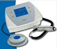 Equipment for point shock wave therapy