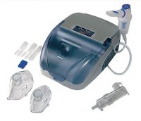 Three-mode compressor inhaler (nebulizer) of Dokneb