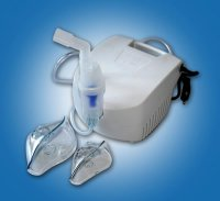 Individual compressor inhaler (nebulizer) of