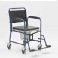 Wheelchair of fashions. H0032B Armed