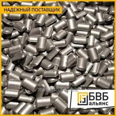 The aluminum dosed pellets