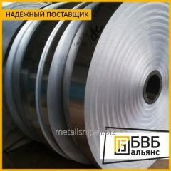 La cinta АД0М de alumini