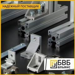 El perfil АД31Т de alumini