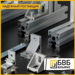 El perfil В95ПЧТ1 de alumini