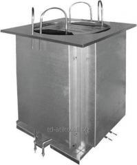Модуль элеватор для подогрева тарелок  Регата