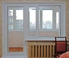 Rehau window