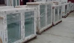 Plastic window of Rekha