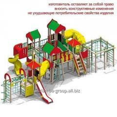 Детский игровой комплекс 005563