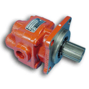 Gear pump BE / BEU 15 ÷-45