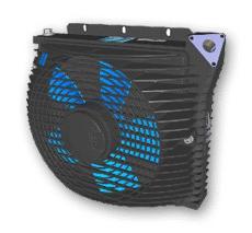 BZEA 50-300L oil heater (12/24V.)