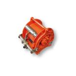 Lifting hydraulic BZE 1000 winch