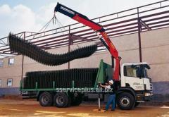 Crane PK 15500 PERFORMANCE manipulator